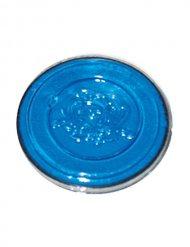 UV Schminke neon-hellblau