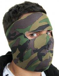 Motorradmaske Camouflage