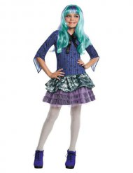 Monster High Twyla 13 Wishes Kinder Kostüm Lizenzware