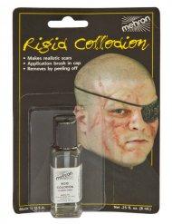 Mehron Make-Up Narben-Flüssigkeit transparent 4ml
