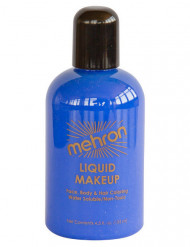 Mehron Paradise Make-Up Flüssig-Schminke blau 133ml