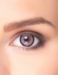 Kontaktlinsen Diamant violett
