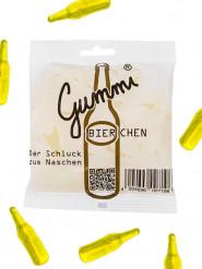 Gummibierchen Fruchtgummi mit Biergeschmack gelb 150g