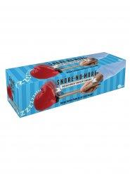 Anti-Schnarchen Boxhandschuh Scherzartikel rot 37x11x11cm