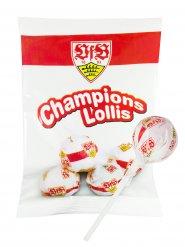 VfB Stuttgart Champions Lollies Lutscher 4 Stück weiss-rot