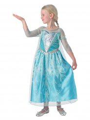 Disney Frozen Elsa Prinzessin Kinderkostüm Lizenzware türkis