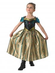 Disney Frozen Anna Kinderkostüm Lizenzware bunt