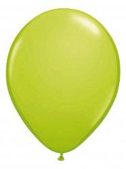 Luftballons Ballons Party-Deko 10 Stück limonengrün 30cm