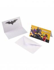 LEGO® Batman™-Einladungskarten und Umschläge 8 Stück