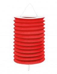 Lampions 12 Stück rot 20 cm
