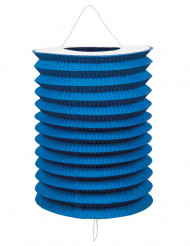 Party-Lampions 12 Stück blau 16x20cm