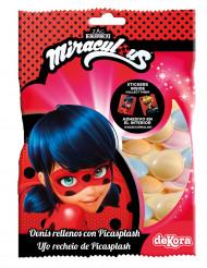 Miraculous™ Bonbons mit Aufklebern Lizenzware bunt 246g