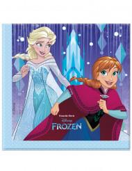 20 Papierservietten die Eiskönigin™  bunt