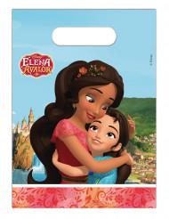 Disney™ Elena von Avalor™ Geschenktüten Lizenzware 6 Stück bunt