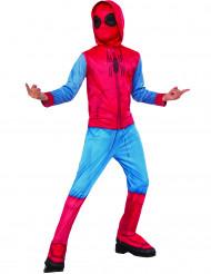 Spiderman Homecoming™ Kinderkostüm Lizenzware rot-blau