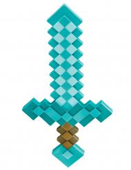 Minecraft™ Schwert für Kinder Lizenzware blau
