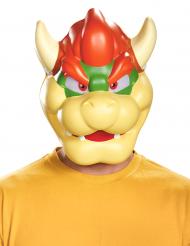 Nintendo™ Bowser™ Maske Lizenzware beige-rot-grün