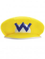 Wario-Kindermütze Nintendo®-Lizenzartikel gelb-blau
