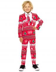 OppoSuits™ Weihnachts-Kostüm für Kinder Mr. Winterwunder