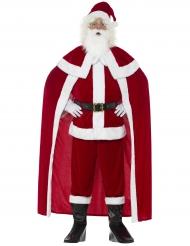 Luxus Weihnachtsmann-Kostüm für Erwachsene