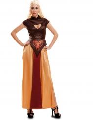 Kostüm Kriegerkönigin für Damen