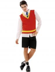 Kostüm Schüler für Herren