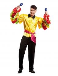 Kostüm Rumba Tänzer für Herren