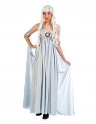 Prinzessin Kostüm für Damen blau