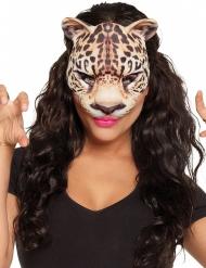 Leoparden-Maske für Erwachsene
