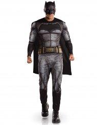 Batman™-Herrenkostüm Justice League™-Lizenzkostüm grau-schwarz
