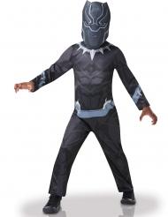 Avengers Assemble™ Black Panther™ Kinderkostüm Lizenzware grau