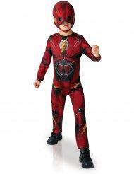 Justice League™ The Flash Kinderkostüm Lizenzware rot-grau