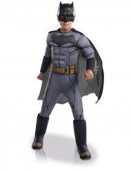 Justice League™ Batman™ Deluxe-Kinderkostüm Lizenzware grau-schwarz