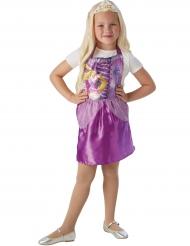 Rapunzel™ Kinderkostüm für Mädchen Disney™ Lizenzartikel lila-bunt