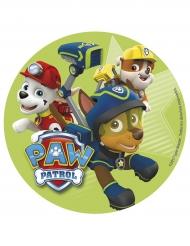 Paw Patrol™ Tortenaufleger Kindergeburtstags-Deko bunt 20cm
