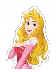 Disney Prinzessinnen™-Oblate Dornröschen pink-gelb 16,7x24,3cm