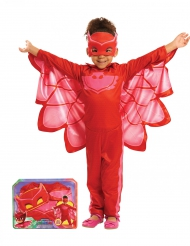 PJ Masks™ Eulette Kinderkostüm Lizenzware rot