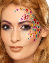 Meerjungfrauen Make Up Make Up Schminke Fur Fasching Karneval