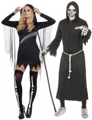 klassischer Chic zuverlässigste 60% günstig Halloween-Paarkostüme & Gruppenkostüme - Karneval-Megastore.de