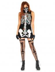 6e71e0b38b333 Skelette Kostüme Damen, shoppen Sie ausgefallene Faschingskostüme ...