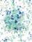 Mini Konfetti feuerfest blau 50 g