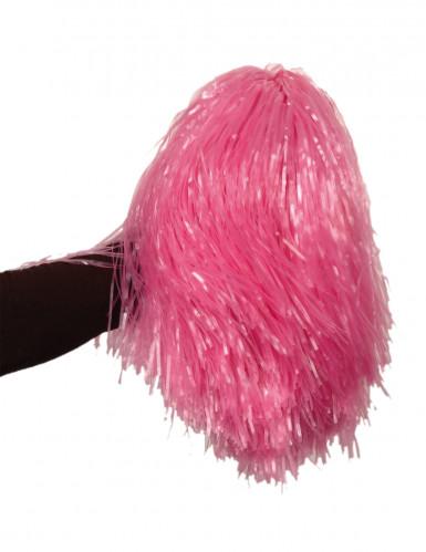 Pompon Fan rosa