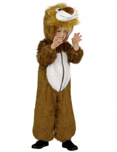 Löwe Kinder-Kostüm braun