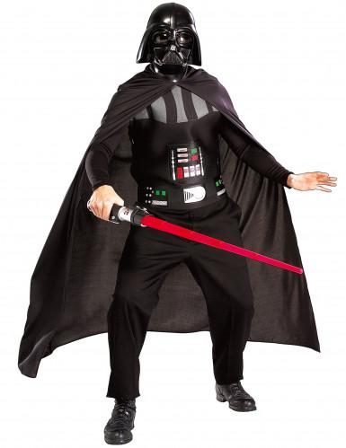 Darth Vader Kostüm Star Wars Lizenzware schwarz