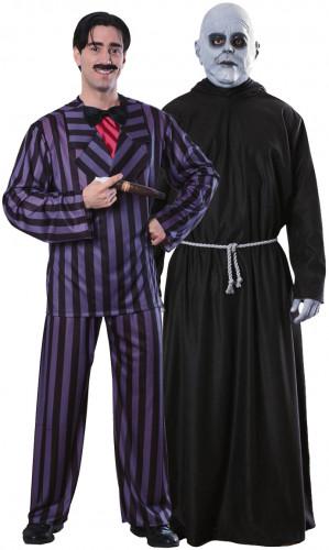 Addams Family™ Gomez und Fester Halloween-Paarkostüm