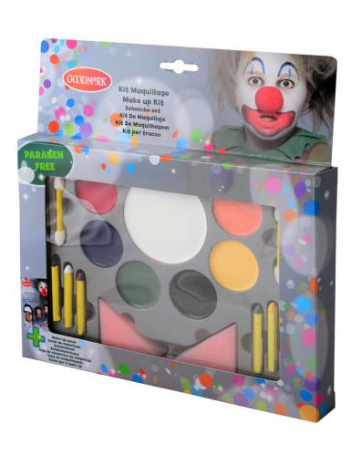 Make-Up Set Schminkset 13 Farben bunt 30,6g
