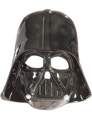 Darth-Vader™-Kindermaske Star Wars™ schwarz