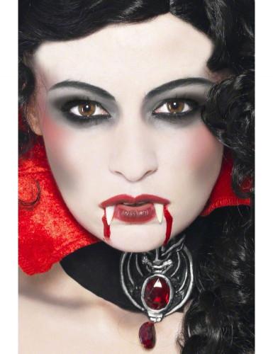 Halloween Schmink-Set Vampir bunt