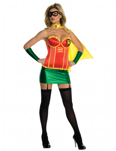 Robin™ Sexy Damenkostüm Lizenzware