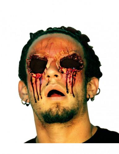 Make-Up Wunde ohne Auge Applikation